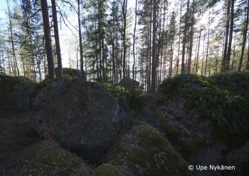 Kiviä Muuratsalossa