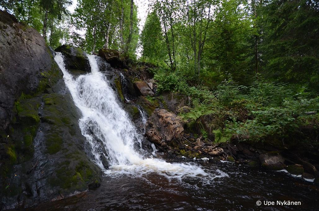 Juvéninkoski, Partala, Jämsä