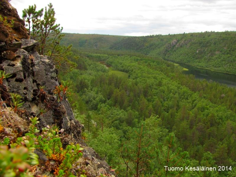 Kevon kanjoni, Utsjoki Tuomo Kesäläinen