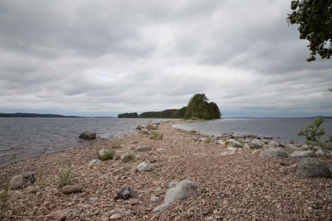 Pielisen Hiekkasaaret, Koli, Pohjois-Karjala