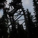 Räsävaaran näkötorni, Koli Kuva: Jussi Judin