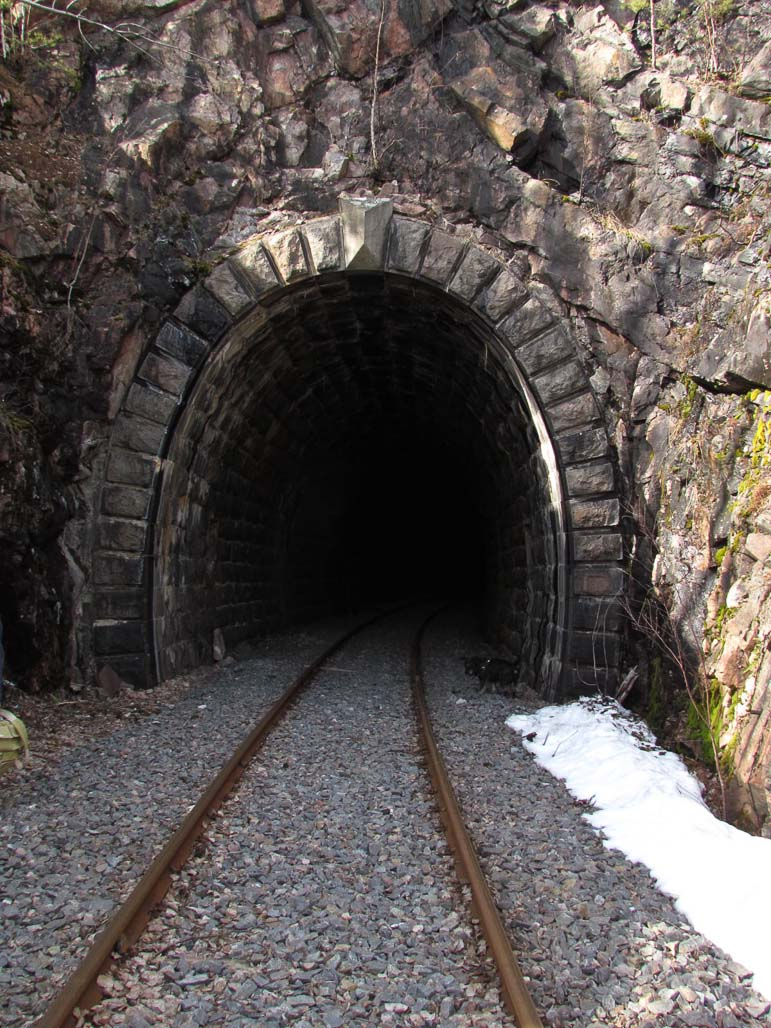 Mustankallion Tunneli