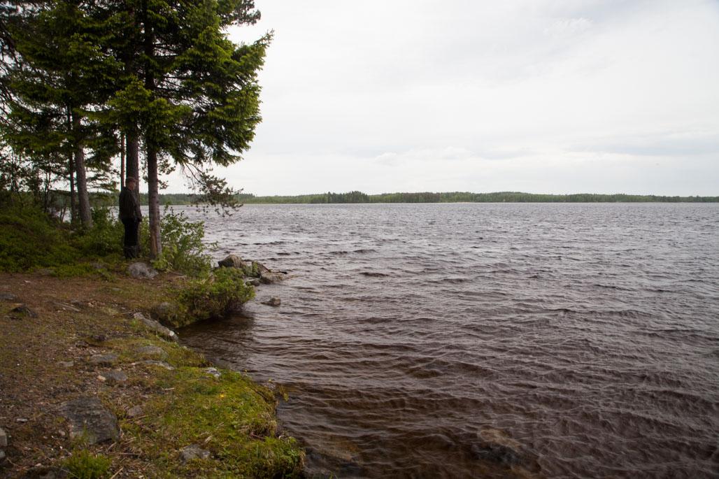 Kirkasvetinen Järvi
