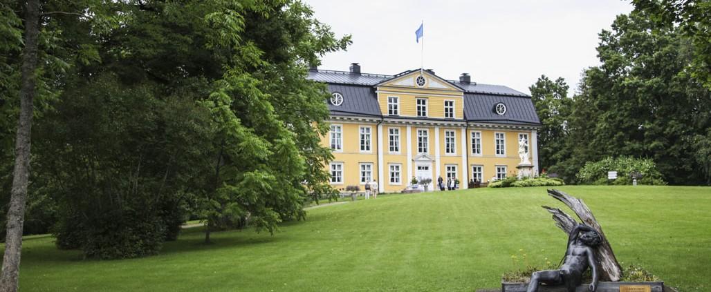 Mustion Linna Ja Ruukki Raasepori Retkipaikka