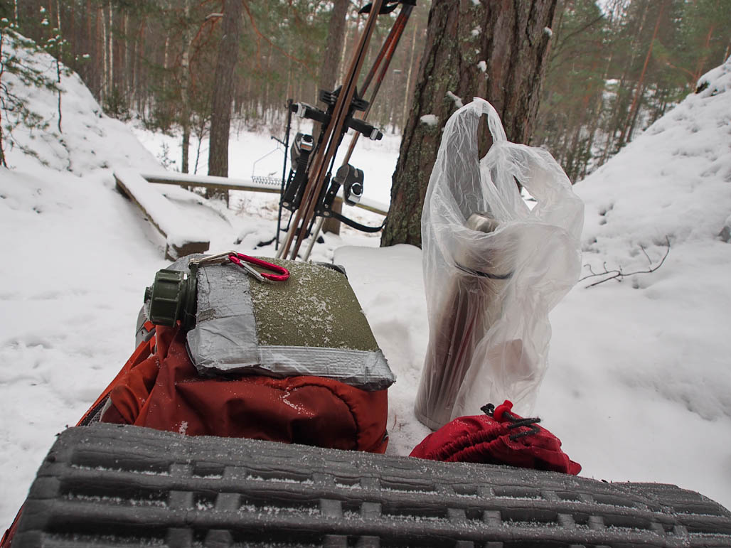 Hietasalo Hameenlinna Retkipaikka