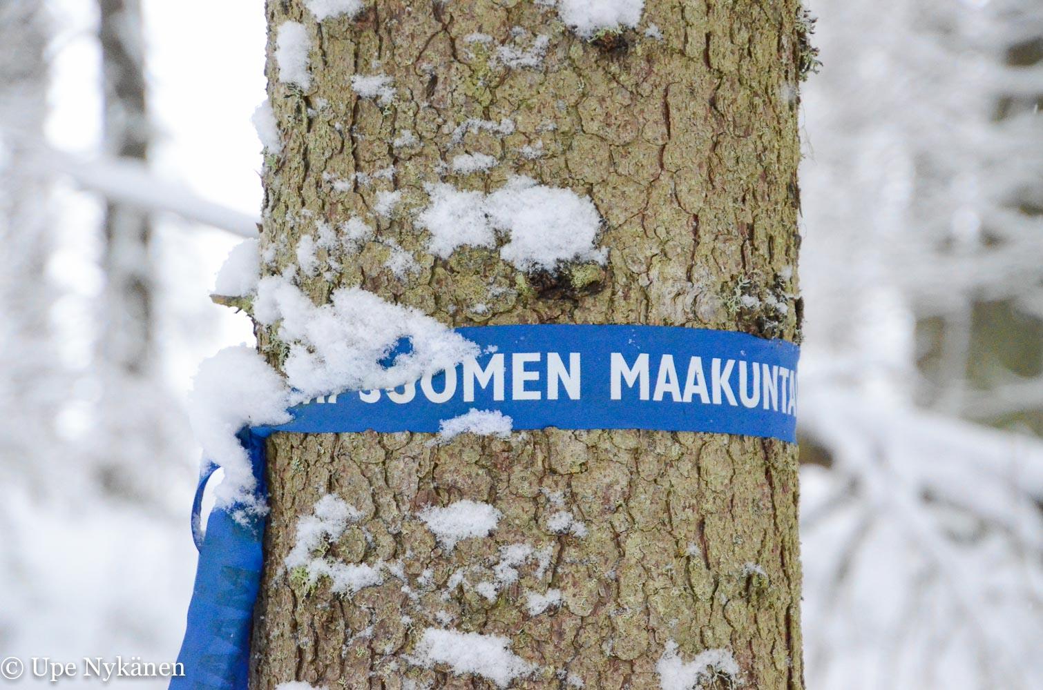 Keski-Suomen maakuntauran nauha