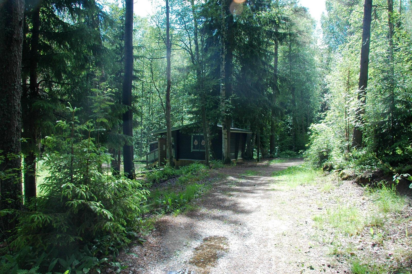 Bisajärvi, järvi omien polkujen päässä Vantaalla | Retkipaikka