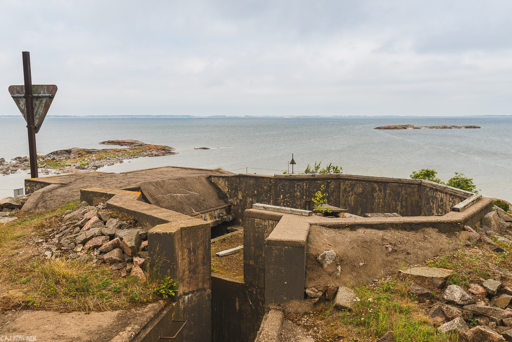 Örön linnakesaari on esimerkillisen hyvä retkikohde - Retkipaikka