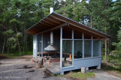 Lervikenin keittokatos, Pirttisaari