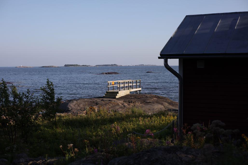 Luonto ja historia kohtaavat Helsingin Pihlajasaarilla   Retkipaikka