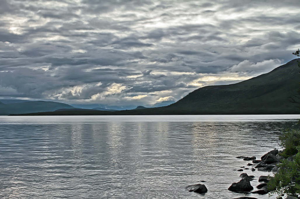 Kilpisjärvi, Pikku Malla
