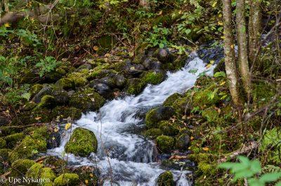 Virtaava vesi