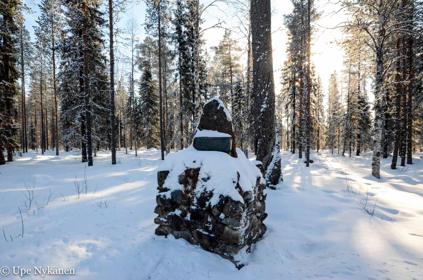Talvisota Suomussalmi