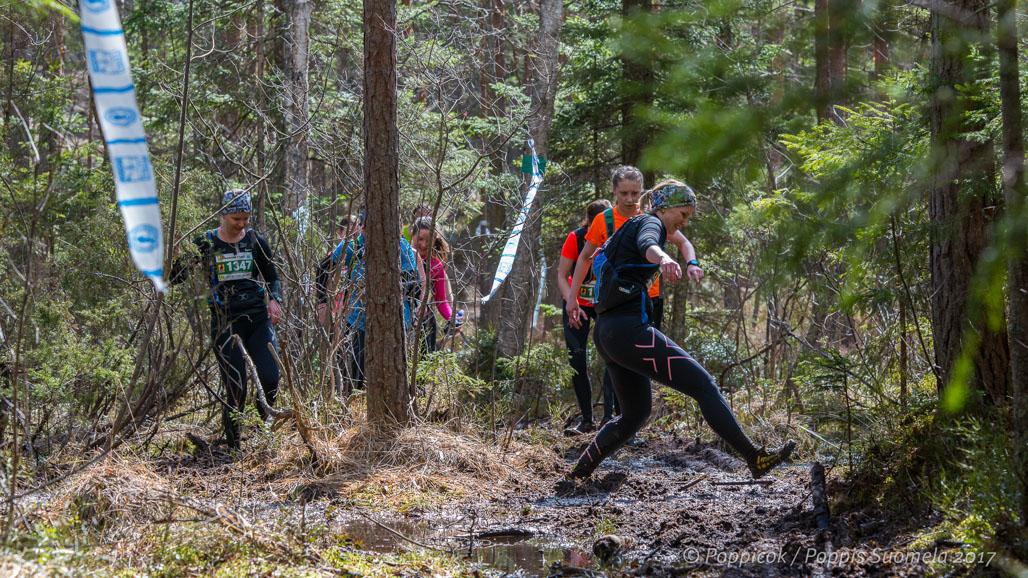 Bodom Trail ja mutaa KuvaPoppisSuomela