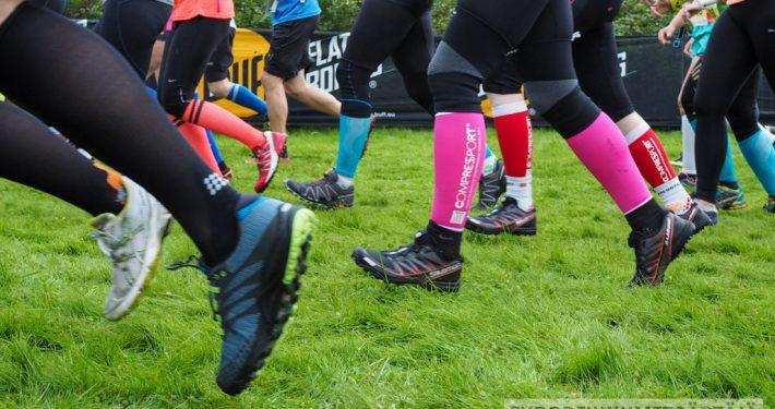 Polkujuoksukilpailu Kuva Terhi Jaakkola