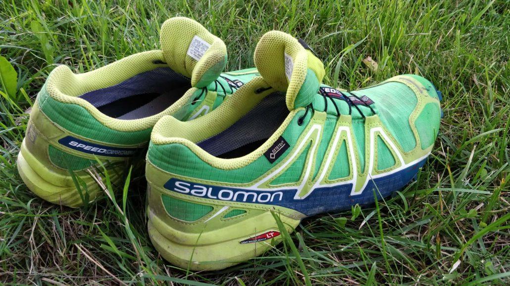 Outlet myymälä lenkkarit ostaa hyvää Testissä Salomon Speedcross 4 GTX -polkujuoksukengät ...