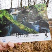 Lampien lumosta metsien mahtiin -kirjan kansi