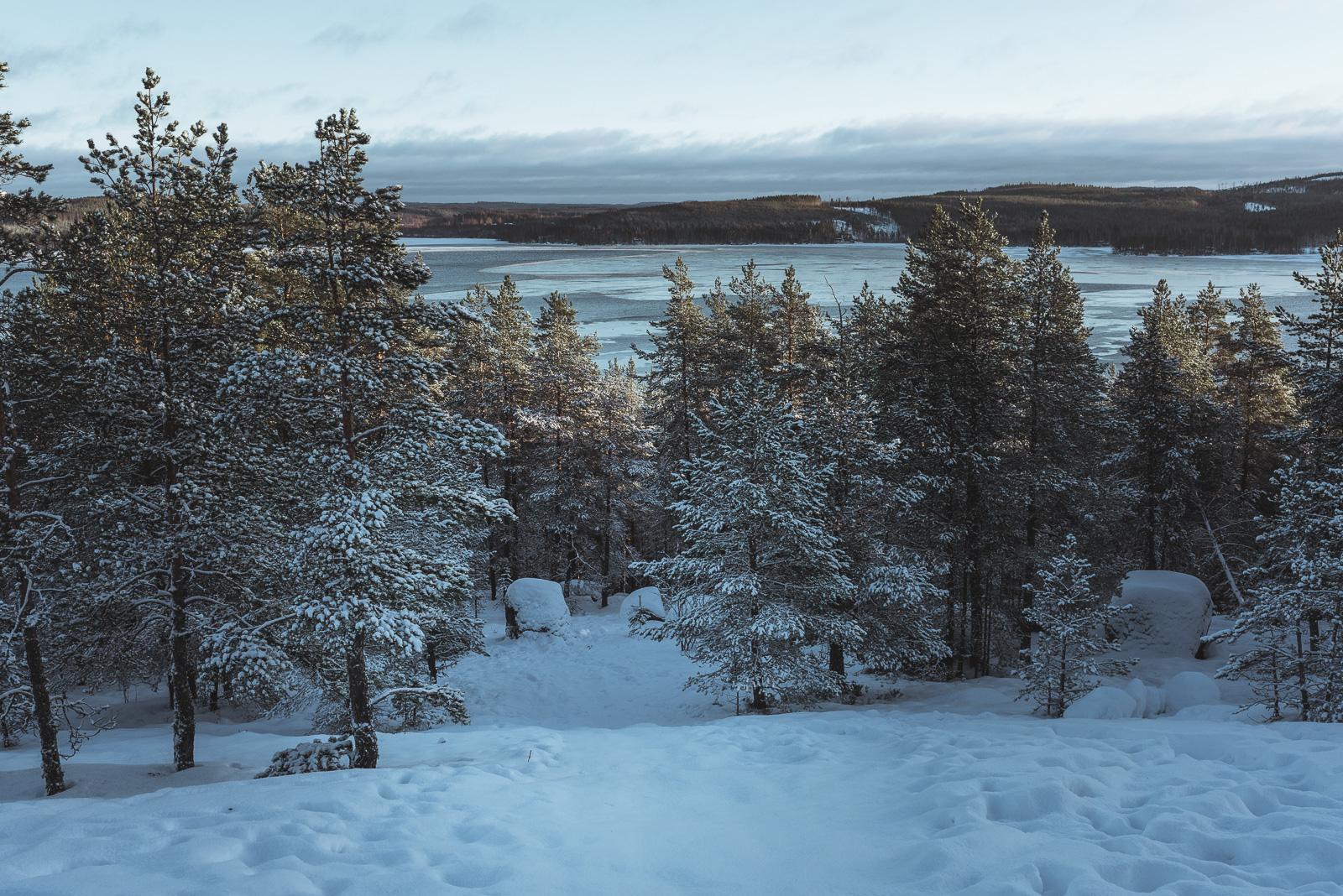 Paljaspaa On Helpoin Reitti Pohjois Paijanteen Suurten Maisemien