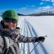 Majatalosta majataloon -hiihtovaellus Kuva: Terhi Jaakkola