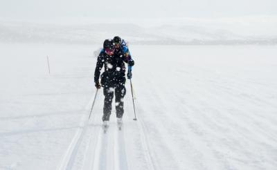 Hiihtäen Halki Suomen Kuva: Jussi Immonen