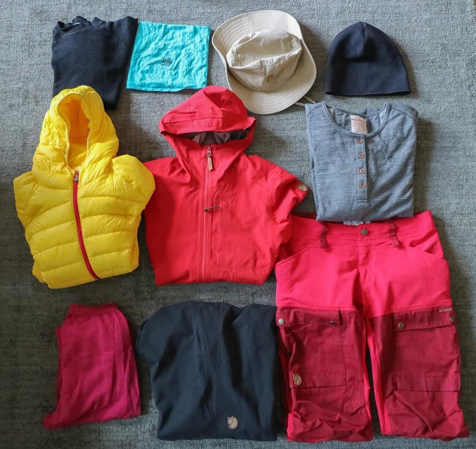 Mitä mukaan ensimmäiselle vaellukselle? Nämä varusteet ja vaatteet tarvitset viiden päivän ...