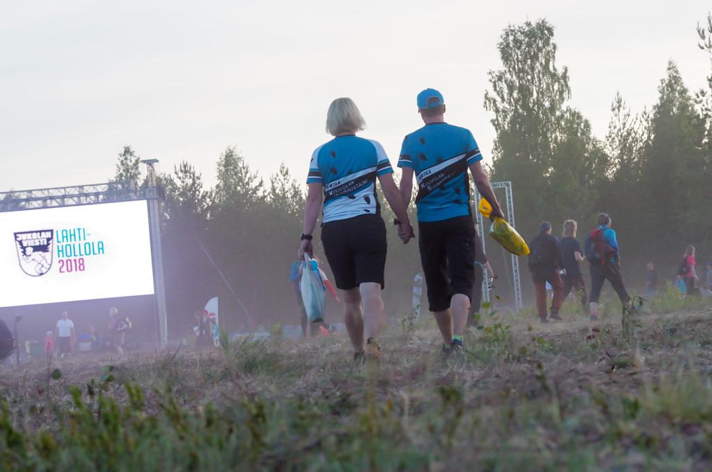 PEFC Suomi Jukolassa Kuva Terhi Jaakkola