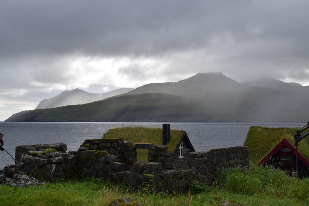Kaukosaarten Aino Ja Lumoavat Farsaaret Osa Ii Viikinkien