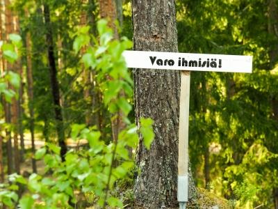 Forssan kansallinen kaupunkipuisto Kuva: Terhi Jaakkola