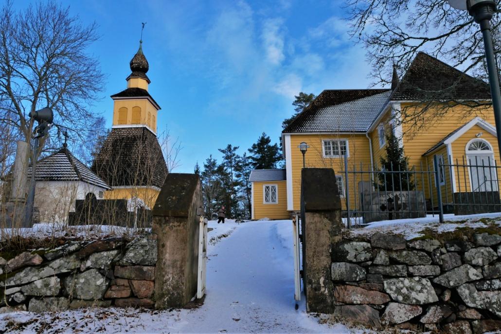 Raasepori Snappertunan kirkko