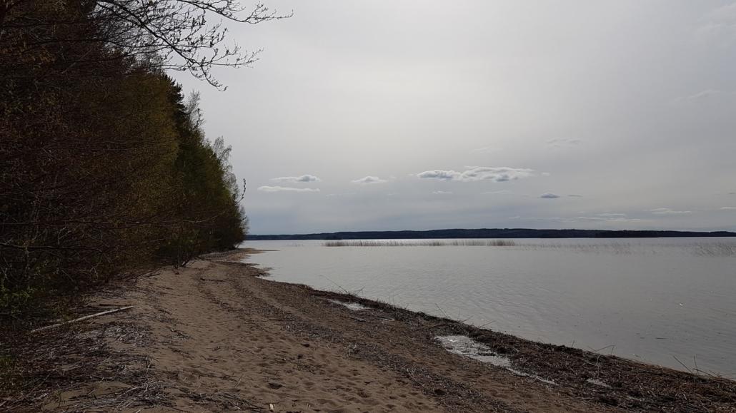 Suomen Parasta Harjumaisemaa Ja Viinasaari Pulkkilanharjun