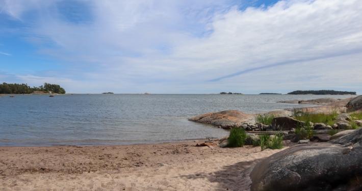 Pentalan saari / Diksandin hiekkaranta / Espoo