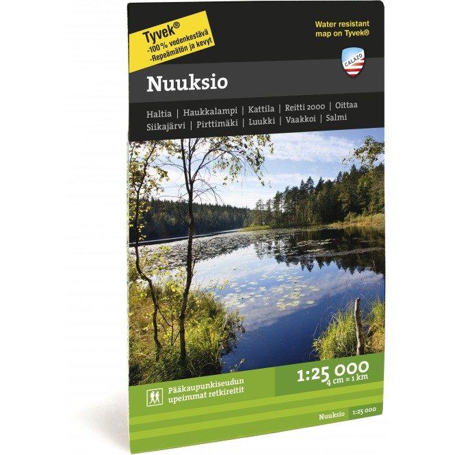 Nuuksio Ja Nuuksion Kansallispuisto