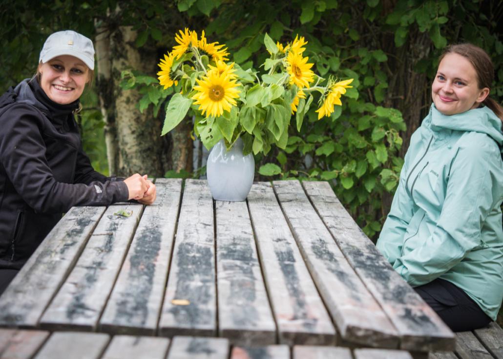 Nurmeksen Pihlajapuussa - Pohjois-Karjalan retkeilyhelmet Kuva: Terhi Ilosaari