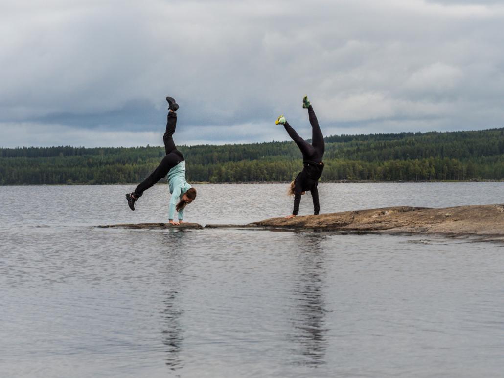 Paalasmaa - Pohjois-Karjalan retkeilyhelmet Kuva: Terhi Ilosaari