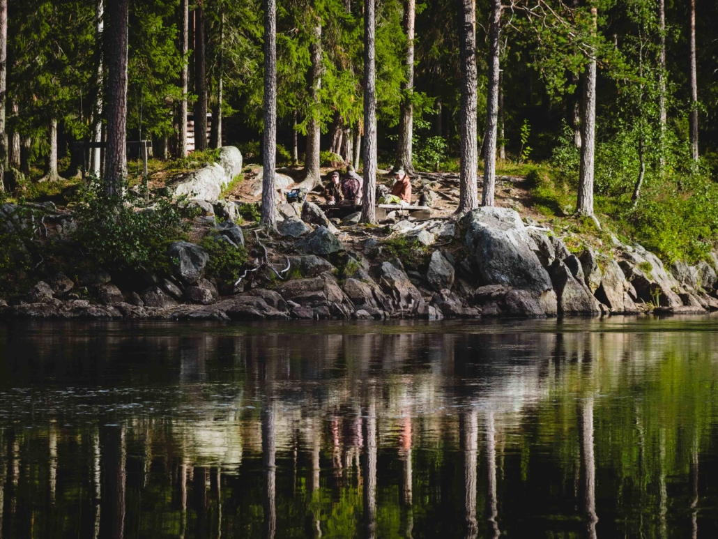 Ruunaa - Murroopuron tulipaikka Kuva: Terhi Ilosaari